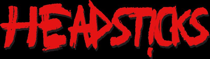Headsticks text logo jan 2020 red w black shadow (3) (1) (1) (1) (003)